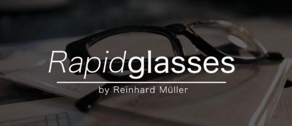 Brillen herstellen, individuell, genau und schnell